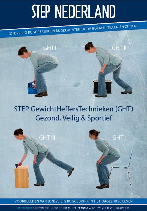 STEP (rug)scholing