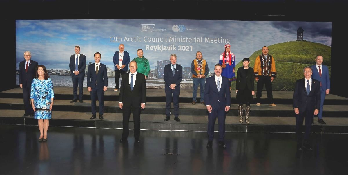 Family photo from the Ministerial meeting