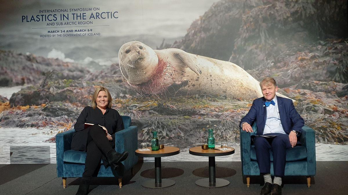 Photo from the Plastic Symposium