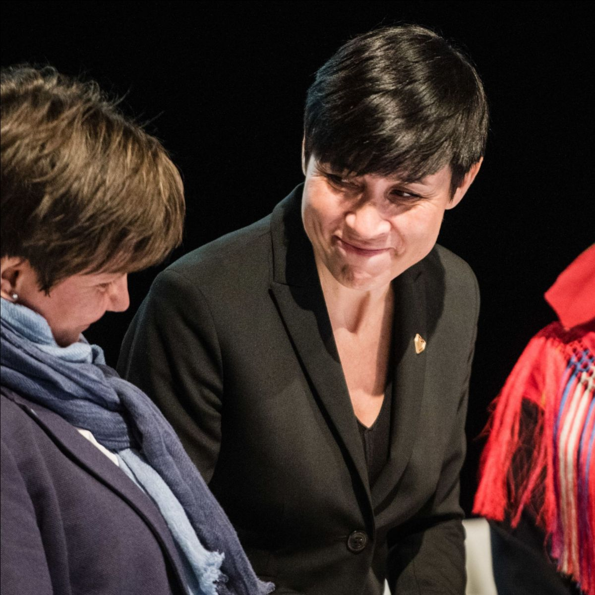 Norway's Foreign Minister Søreide