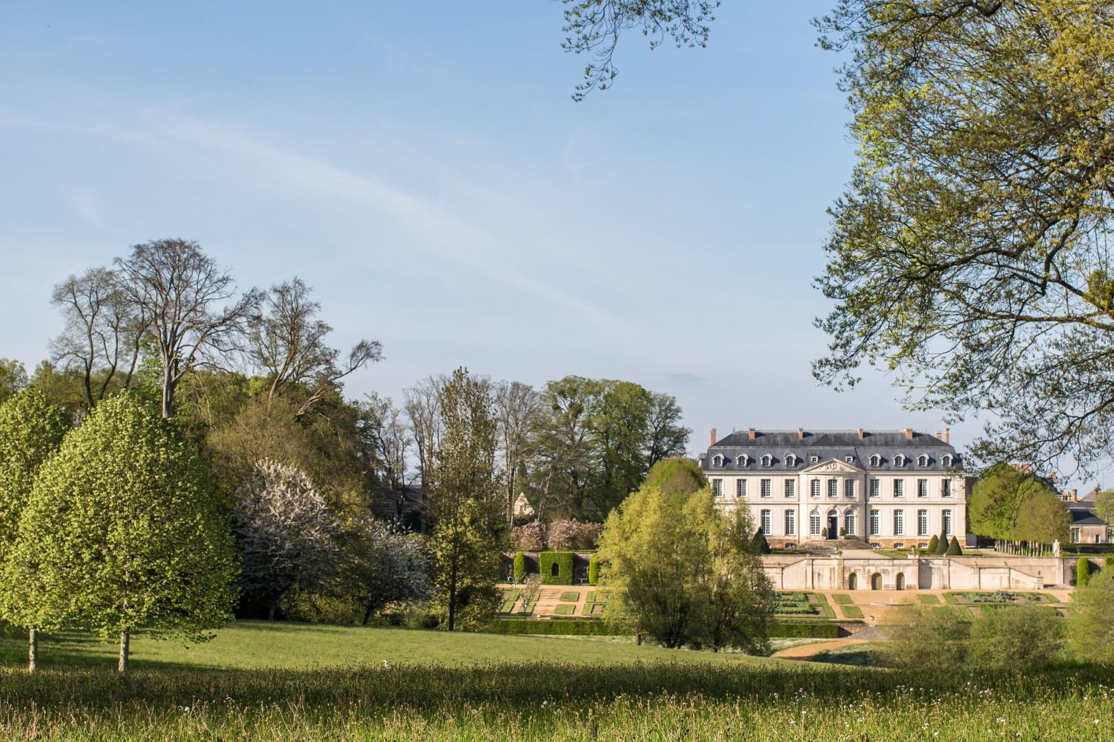 Photo credit:Hôtel Château du Grand-Lucé - The Loir