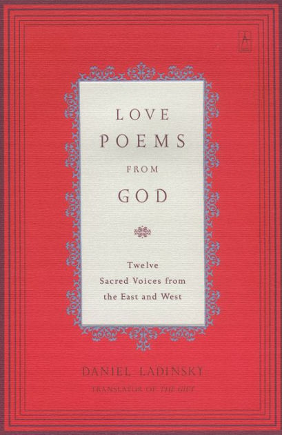 Love Poems from God cover