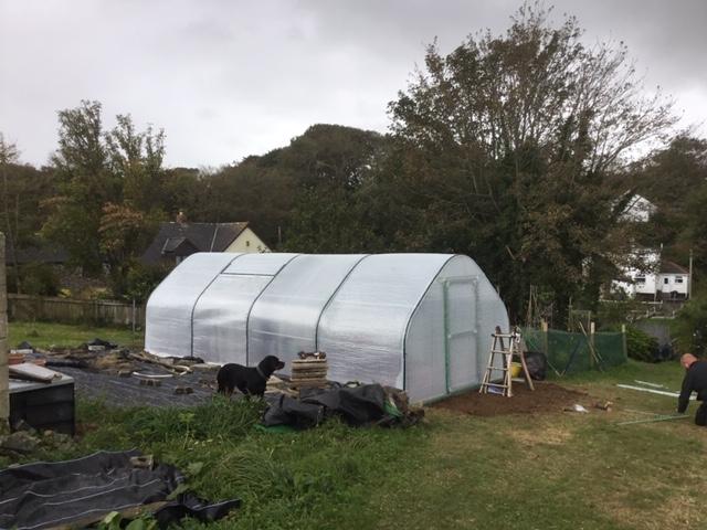 3m x 8m Keder Greenhouse