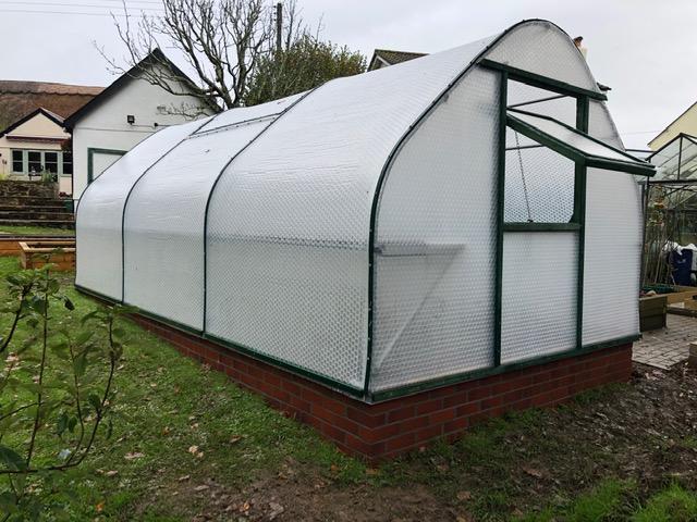 3m x 6m Keder Greenhouse