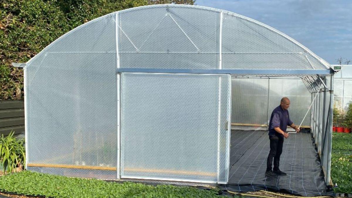 6m x 18m Keder Greenhouse