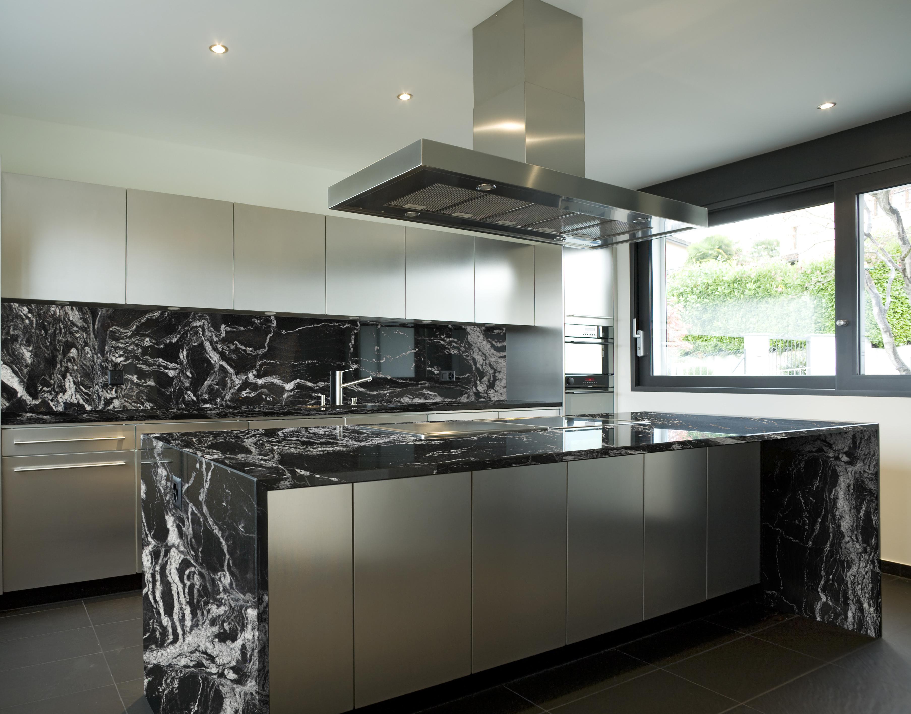 Pretoria granite kitchen