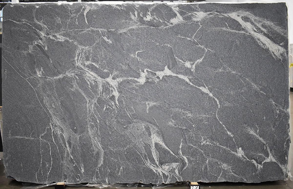 Silver Mist Honed Granite