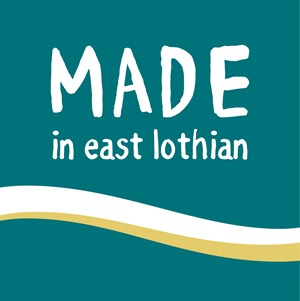 MADE in East Lothian logo