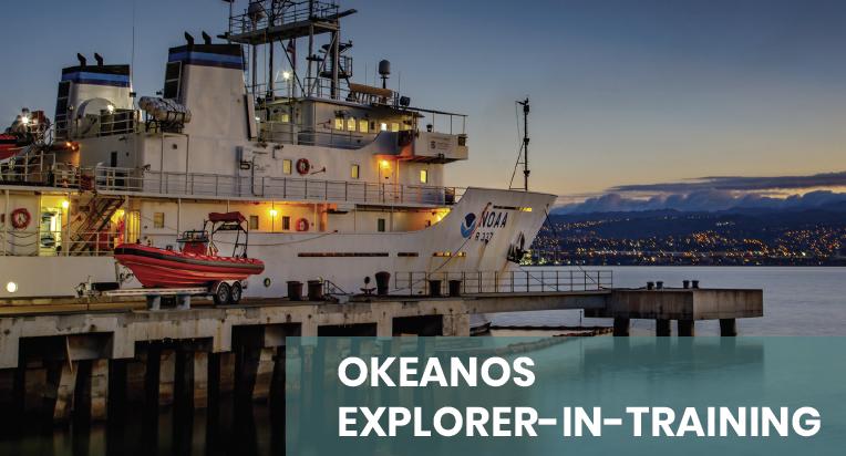 The Okeanos vessel