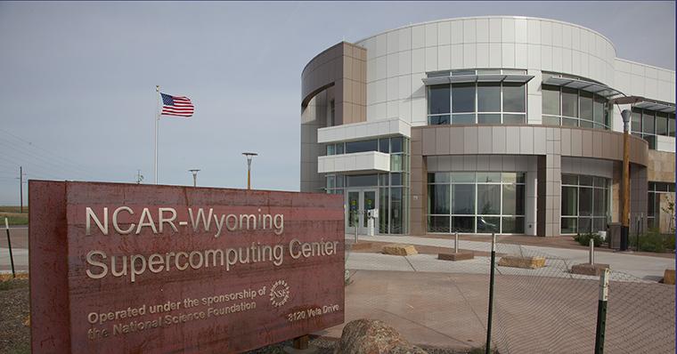 NCAR-Wyoming Supercomputing Center