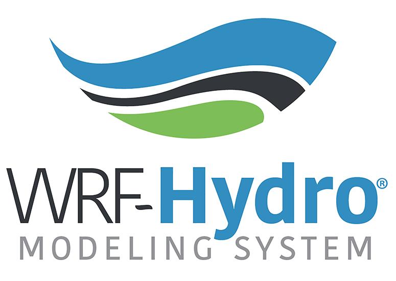 WRF-Hydro logo