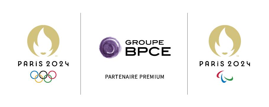 logo Grupe BPCE JO Paris 2024