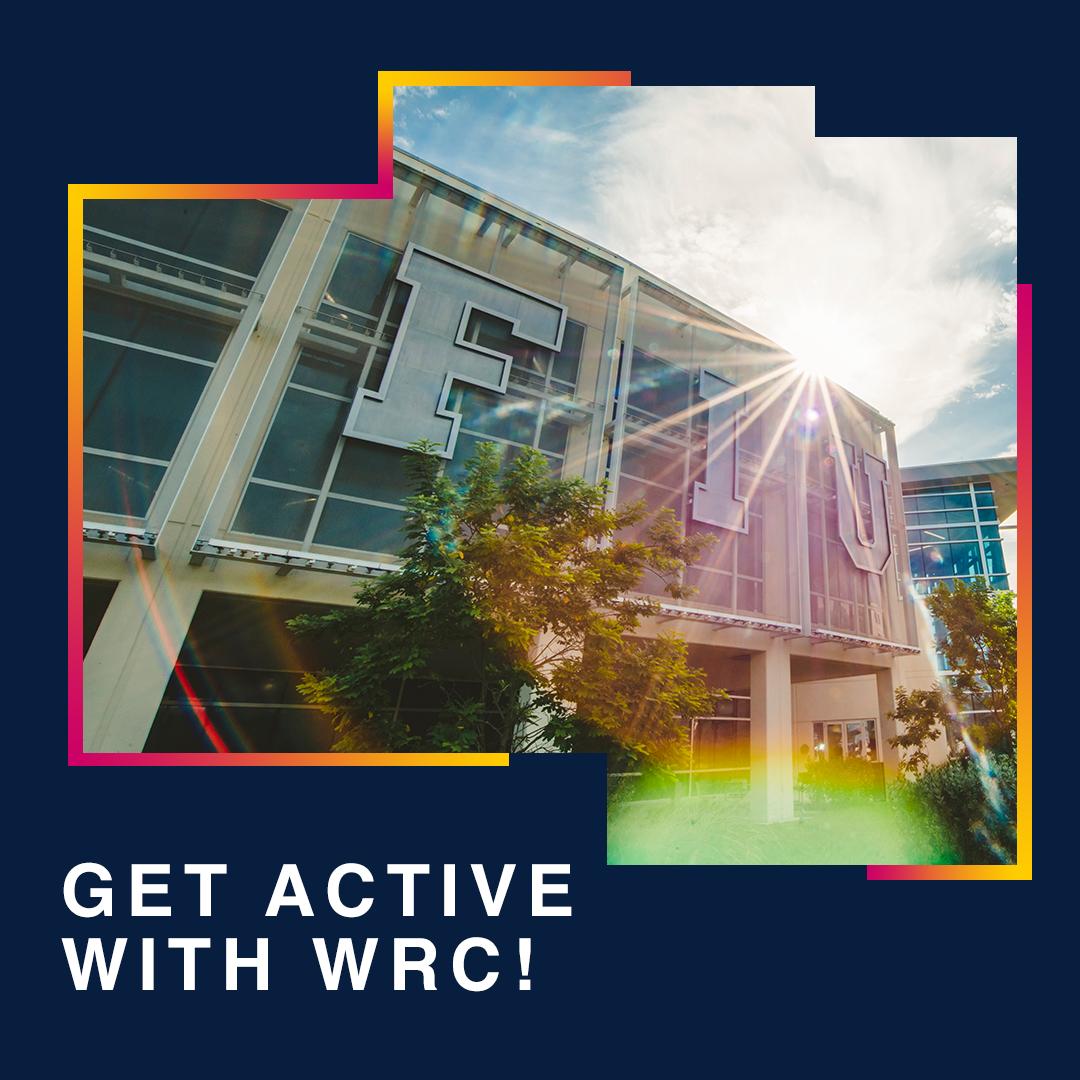 Get Active With WRC