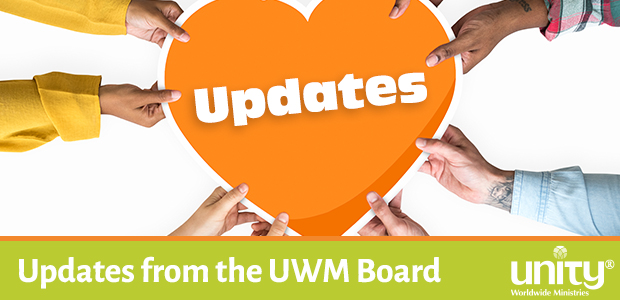 Updates from the UWM Board