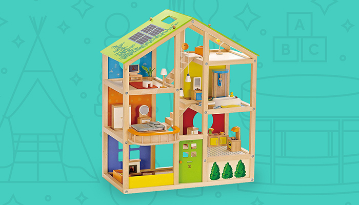 13 Best Dollhouses For Kids — From A Charming Cottage To Barbie's Dreamhouse