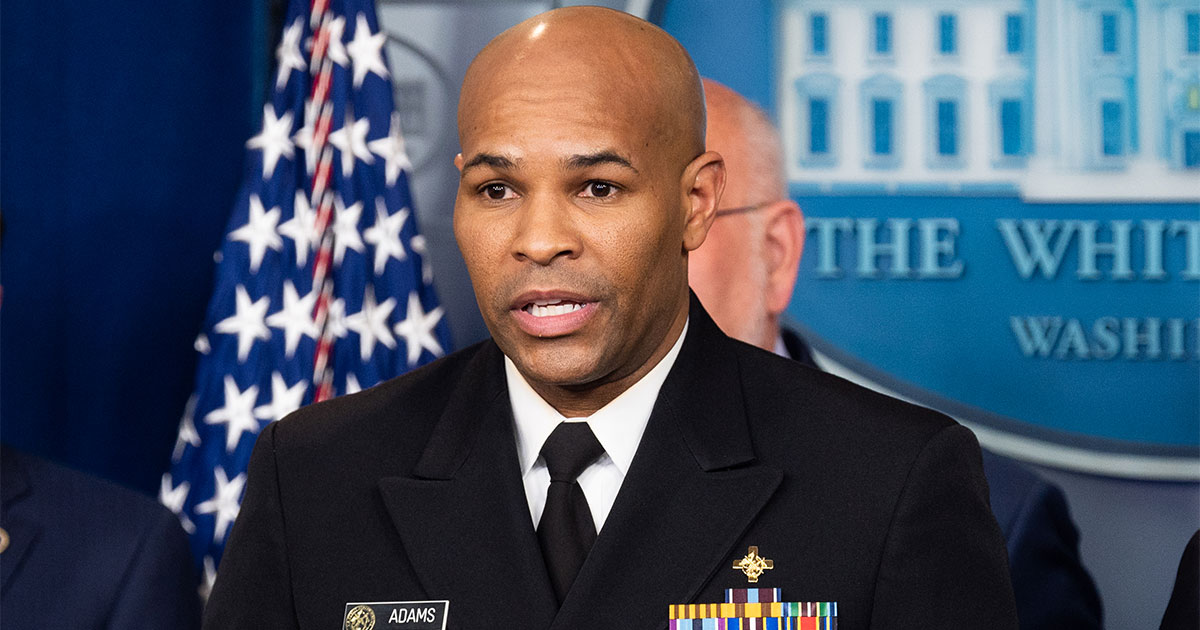 U.S. Surgeon General Warns About Coronavirus: 'This Week It's Going To Get Bad'