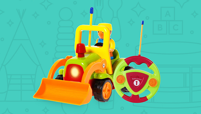 16 Best Remote Control Cars For Toddlers That'll Trip You Up But Make Them Smile