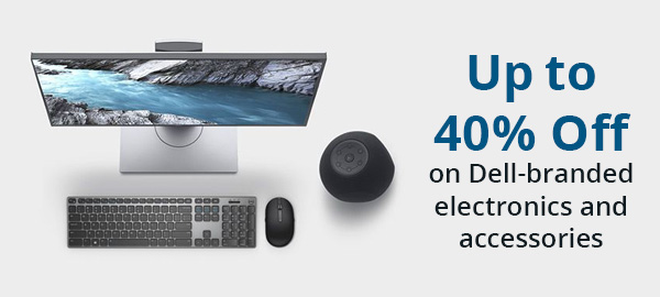 Dell Discount Up to 40% Off