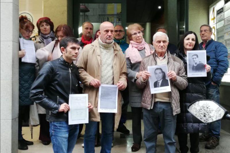 Familias deportados galicia - Pontevedra