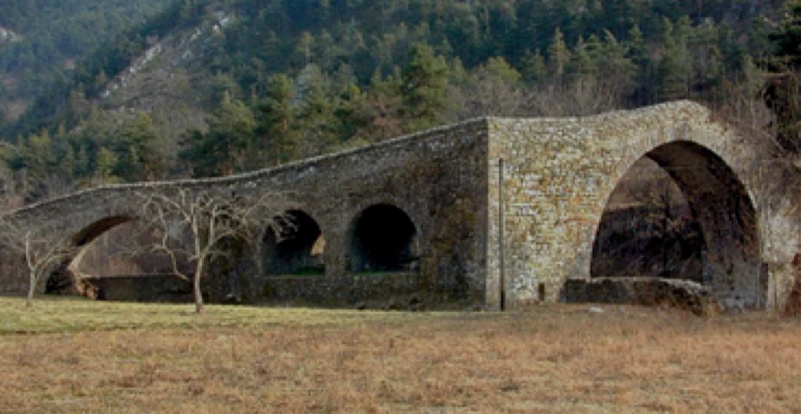 Pont du coq - La brigue