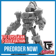 Transformers News: TFSource News - MT Premium Downbeat, Macross Saga, Cang Toys Landbull, TFC Leviathan & More!