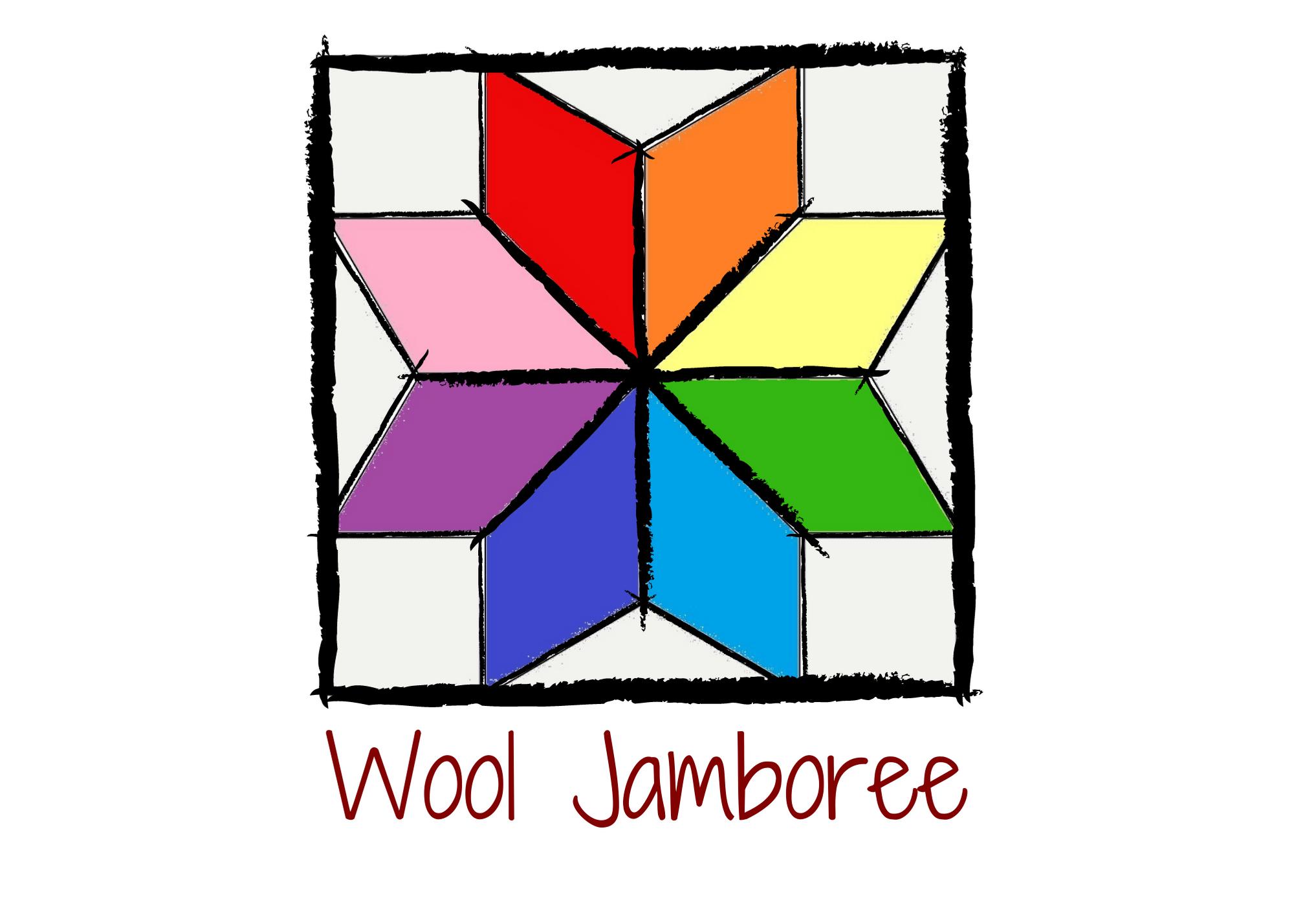 wool jamboree logo