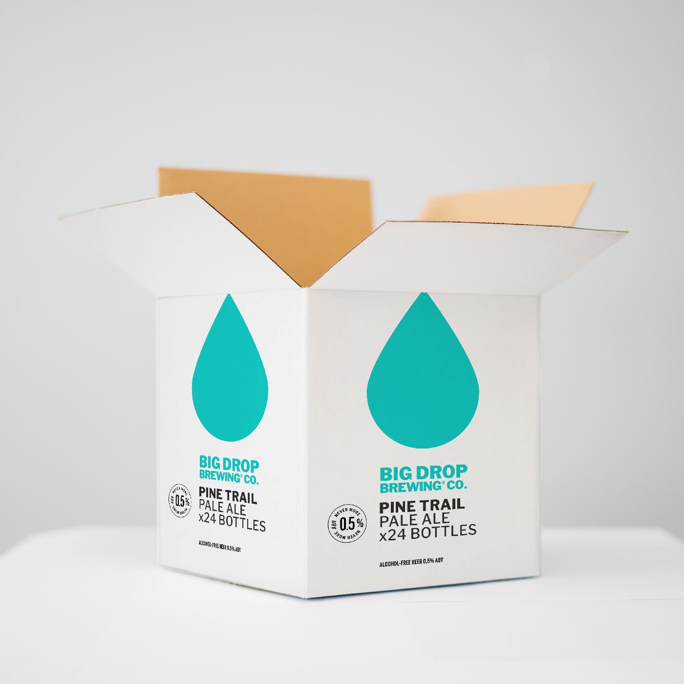 Big Drop's alcohol-free subscription box