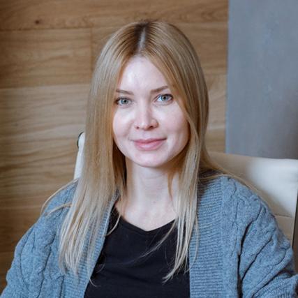 Елена Криган HR-директор студии «Паровоз»