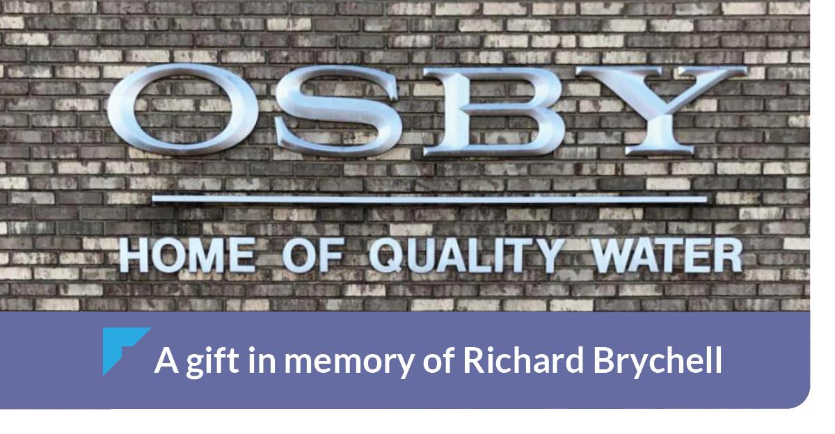Osby Water