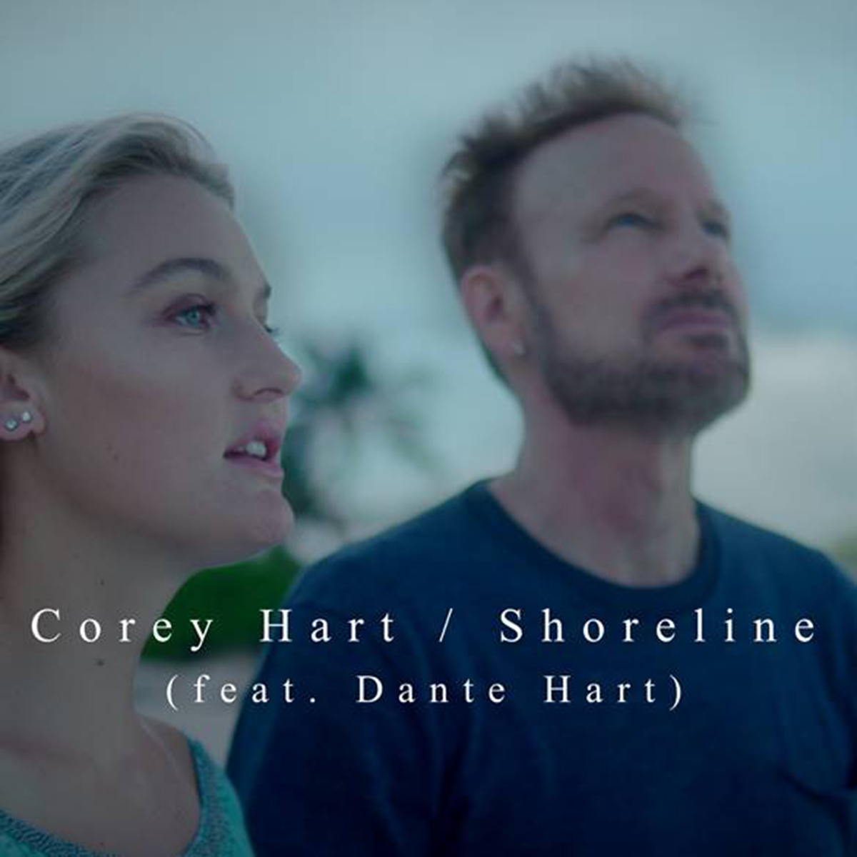 "he inimitable Canadian singer-songwriter Corey Hart has released a moving new single today. ""Shoreline"" sees Corey collaborate with Dante, one of his four children"