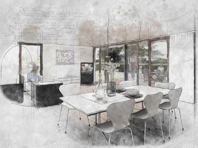 Image of a design sketch