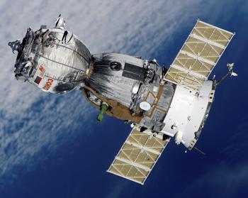Soyuz satellite