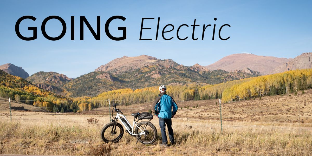 Going Electric graphic