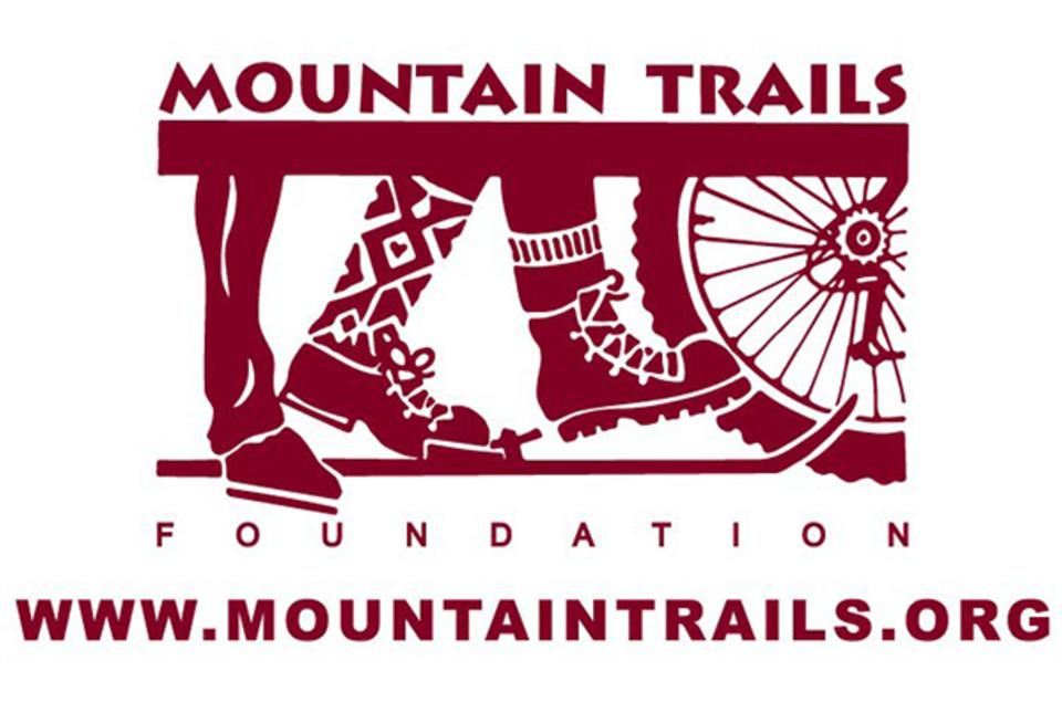 (pictured: Mountain Trails Logo)