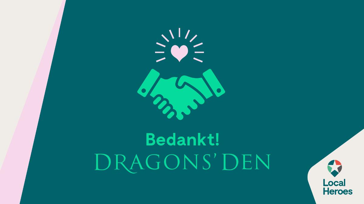 Gezien op TV: Local Heroes pitcht bij Dragons' Den