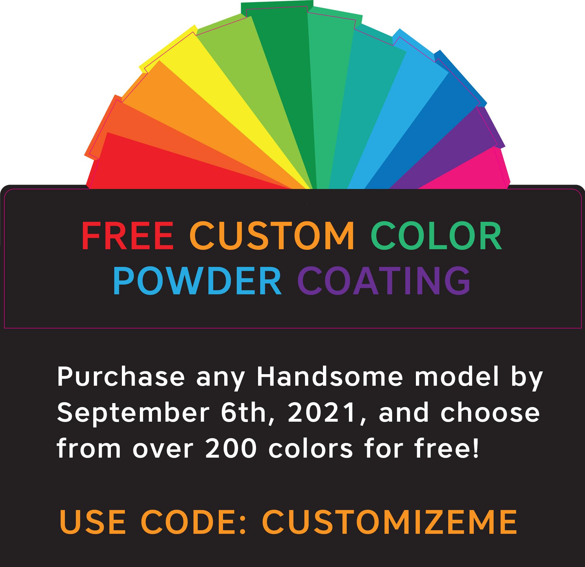 Free Custom Color Header