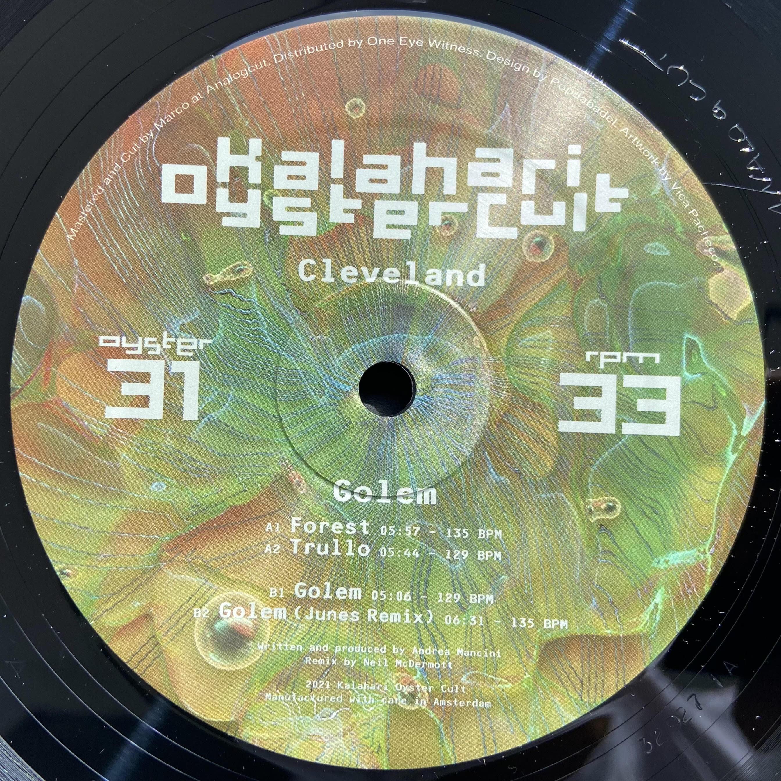 Cleveland - Golem (w/ Junes Remix)
