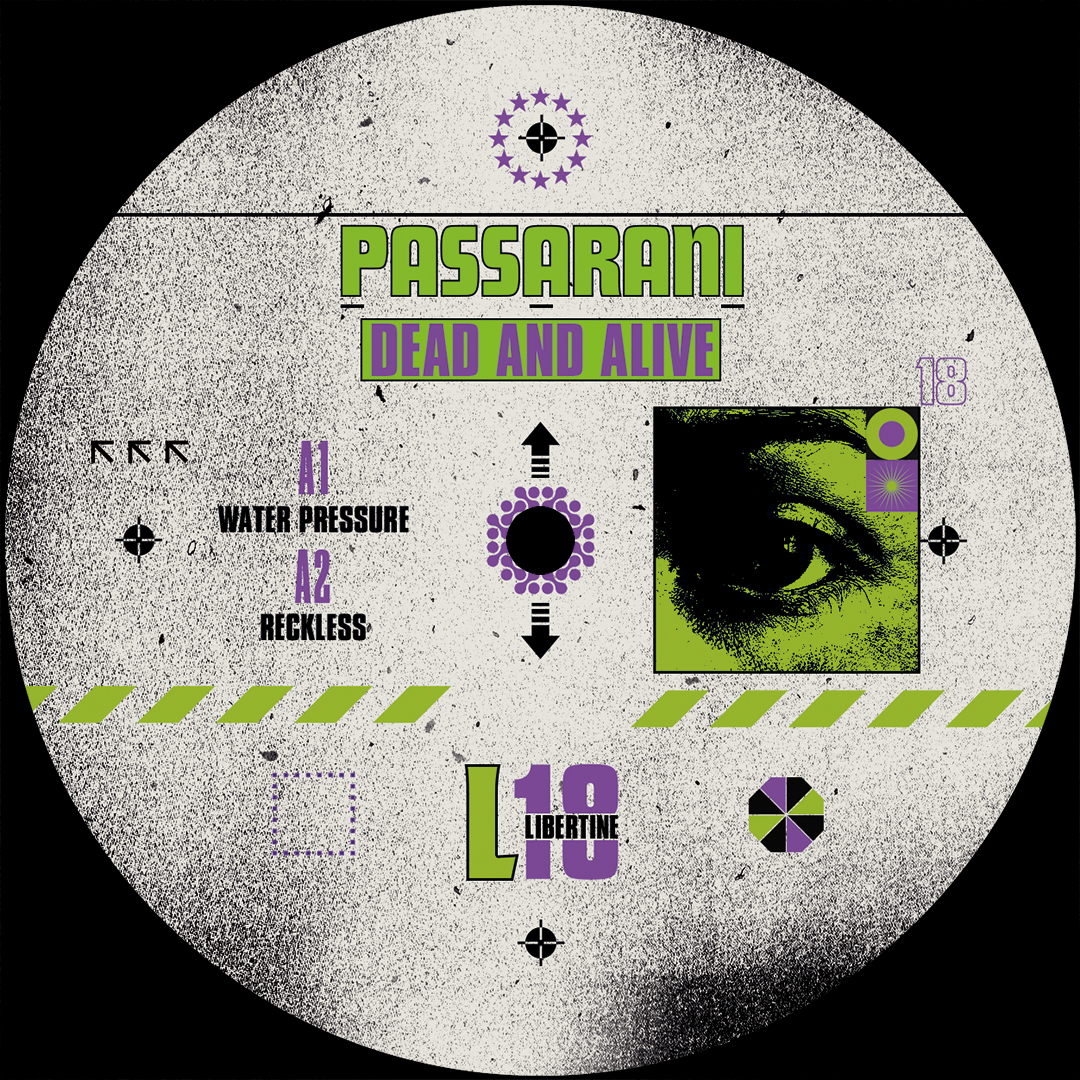 Passarani - Dead and Alive