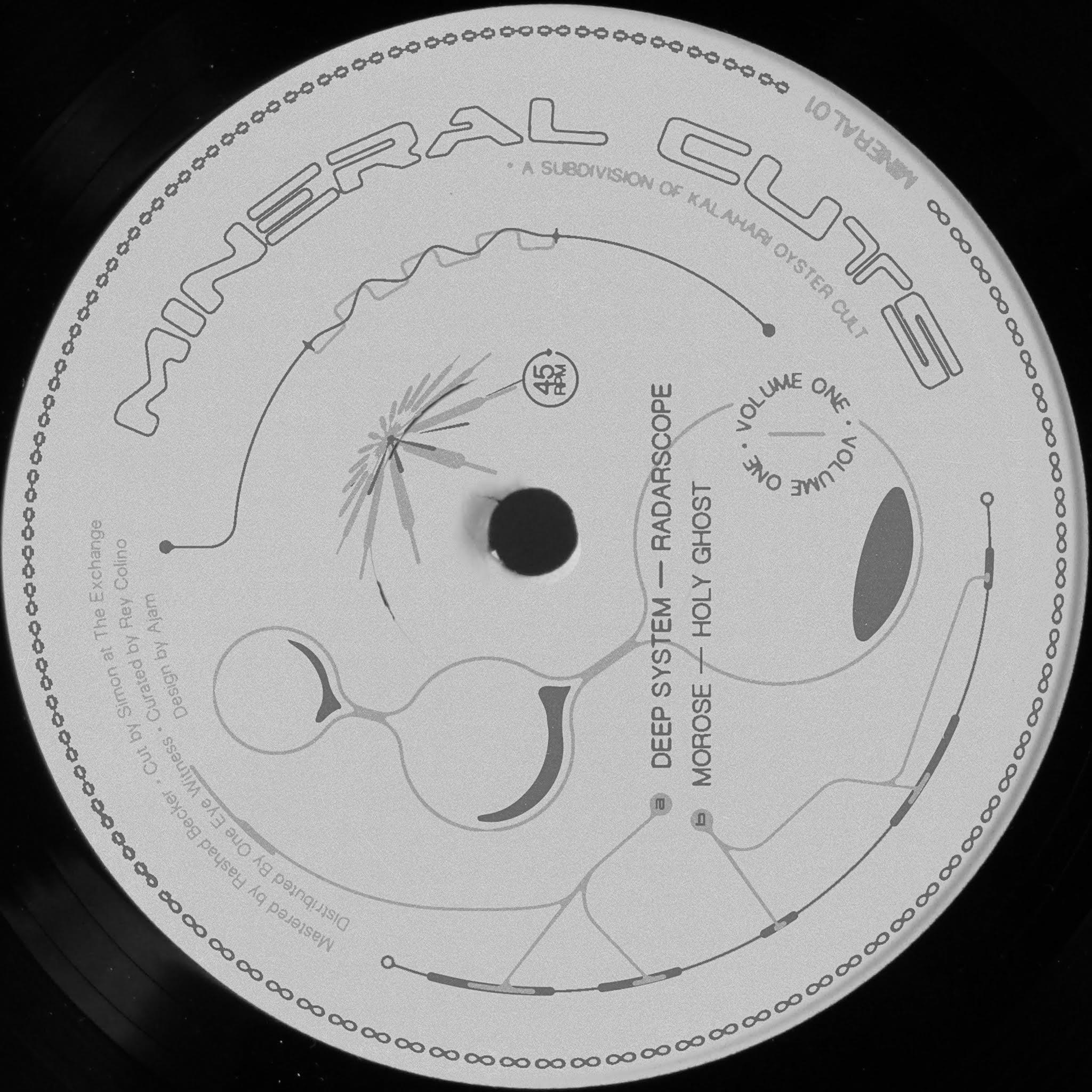Deep System / Morose - MINERAL01