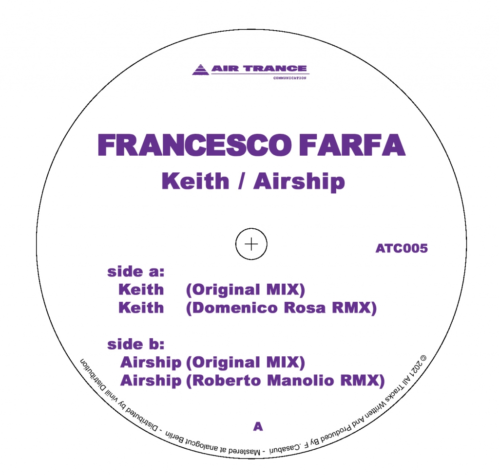 Francesco Farfa - Keith/Airship