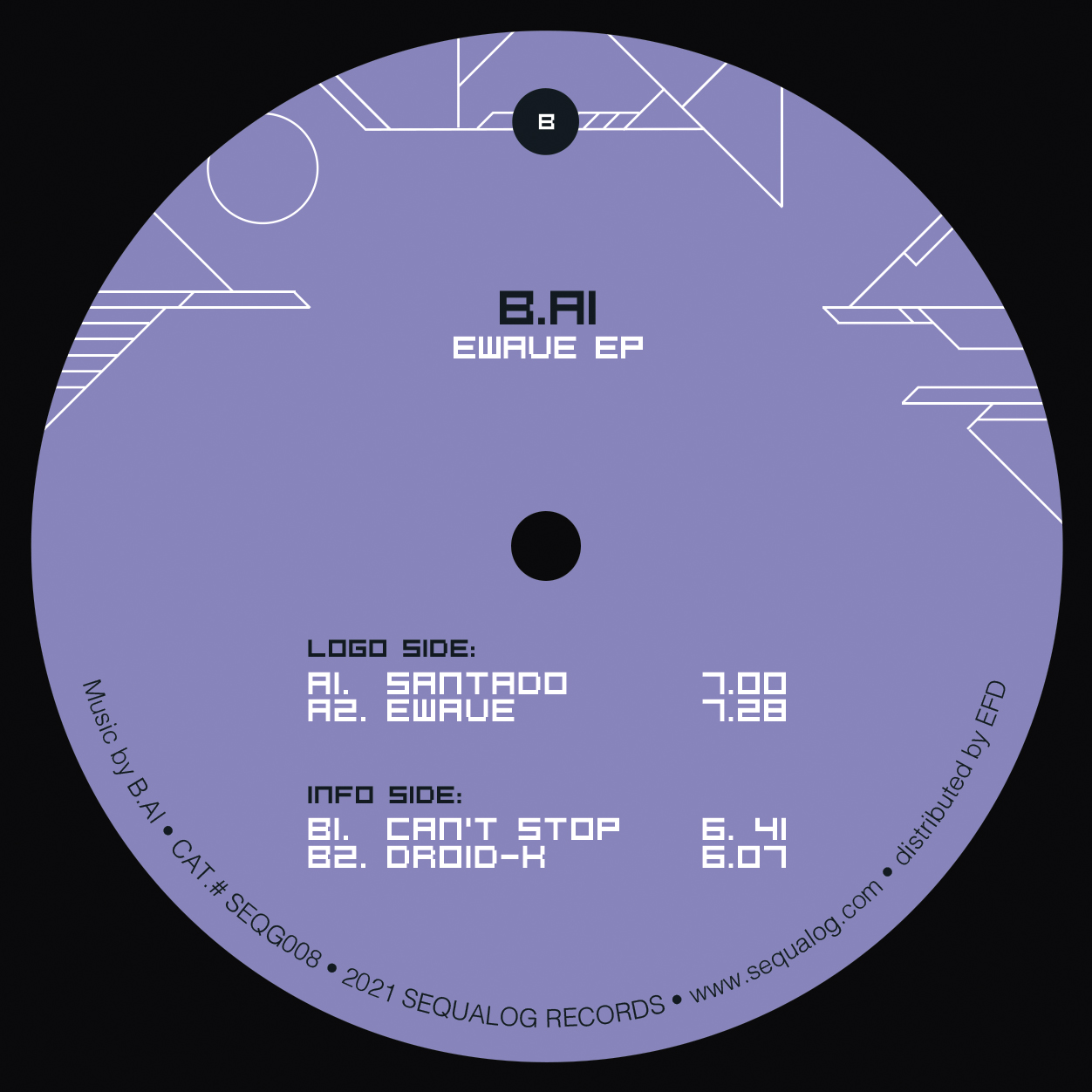 B.AI - Ewave EP