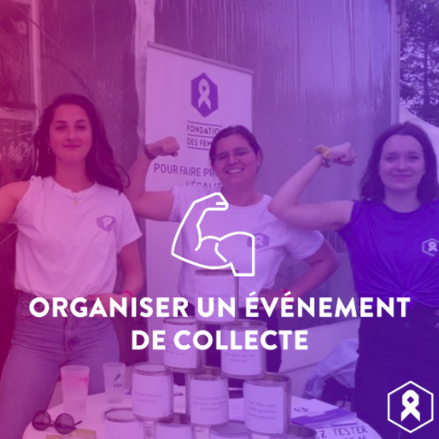 Organiser un évènement de collecte