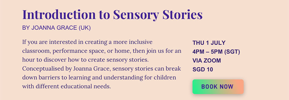 Introduction to Sensory Stories