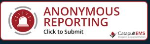 """Button for """"Anonymous Reporting"""""""