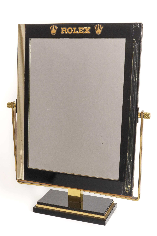 Rolex Mirror