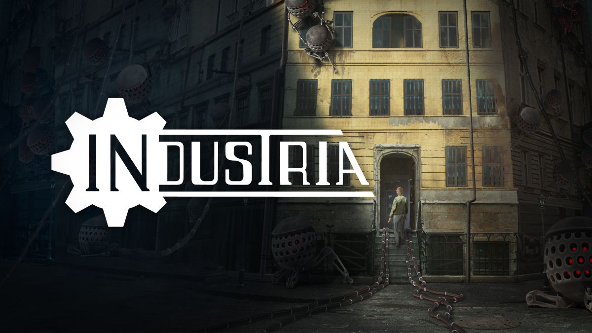 Surreal narrative FPS INDUSTRIA launches September 30th on Steam