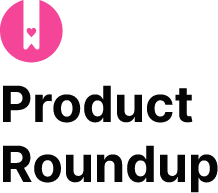 "HelpDocs logo with the words ""Product Roundup"" below"
