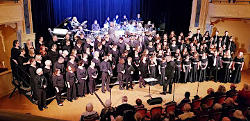 NMC's performance ensembles played to a full house at the City Opera House.