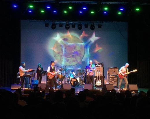 Nektar concert at Widley Theatre in Edwardsville, IL