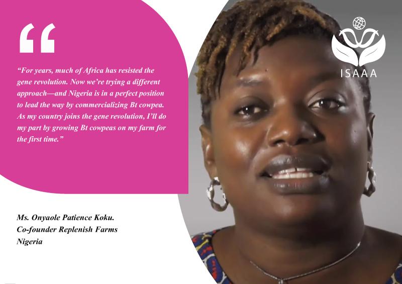 Ms. Onyaole Patience Koku